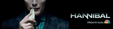 Hannibal - on NBC Fridays at 10pm (9 c)
